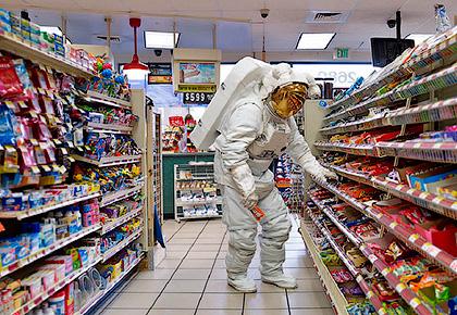 Чем кормят космонавтов, лётчиков и поляриков