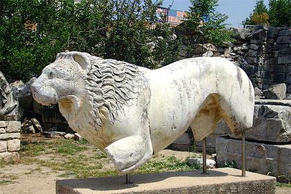 Тайны каменных львов