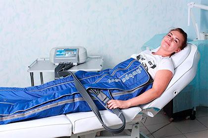 Прессотерапия отзывы и результаты, показания и противопоказания