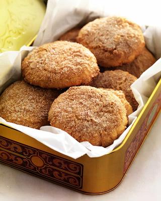 Испанское печенье - Перрунильяс