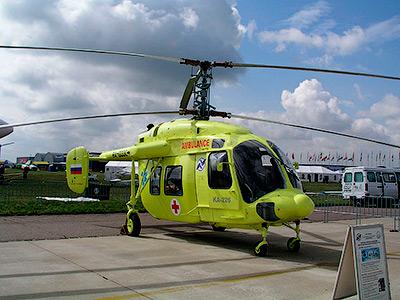 Специализированный медицинский вертолёт на базе Ка-226 - Ускорение «скорой помощи». История транспорта для спасения людей от кареты до... ракеты - Форум Сириус - Торез