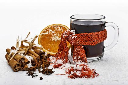Глинтвейн - согревающий напиток