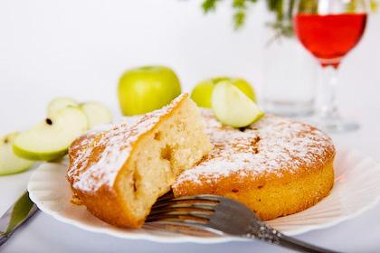Яблочный пирог с историей