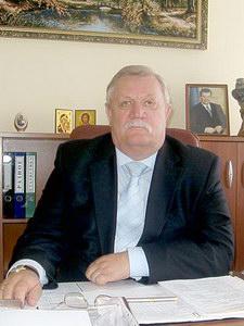 Городской голова Антонов Виктор Михайлович