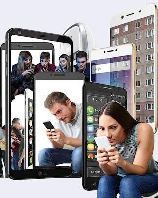 Смартфонозависимость. Как смартфоны превращают человека в овощи