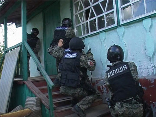 Донбасс - рай для террористов?