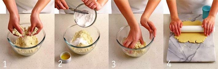 Как приготовить тесто для печенья - Печенье «Битое стекло»
