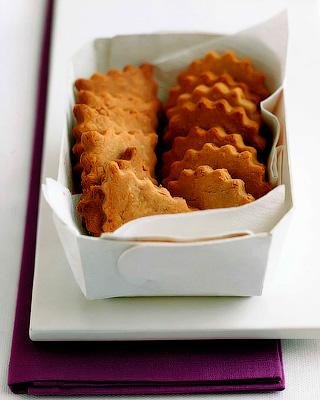 Арахисовое печенье с сыром