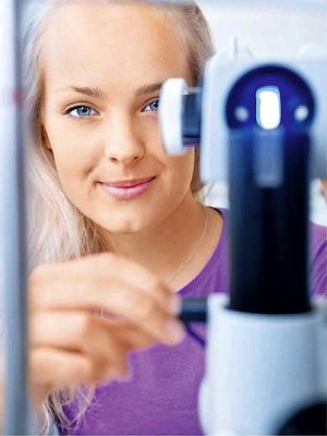 Упражнения и массаж глазных мышц