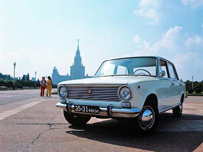 Копейка ВАЗ-2101 - русская классика