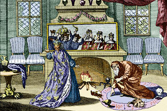 Как Нострадамус победил чуму