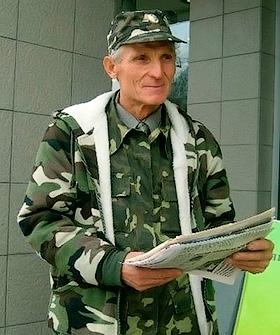 Эколог Владимир Выгонный постоянно борется с копанками и их хозяевами, публикует разоблачения в прессе - Нелегальные шахты угрожают жизни и здоровью людей - Форум Сириус - Торез