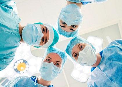 Приматы в операционной