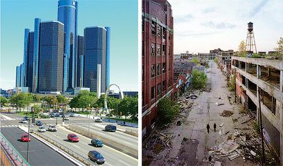 Падение Детройта - крах авто-империи