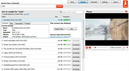 Торренты без трекера, поисковика, видео можно смотреть сразу - Форум Сириус - Торез