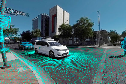 Как города России готовятся к появлению беспилотных автомобилей