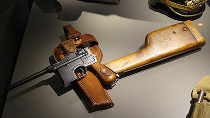 Как маузер стал «идеальным оружием» Гражданской войны