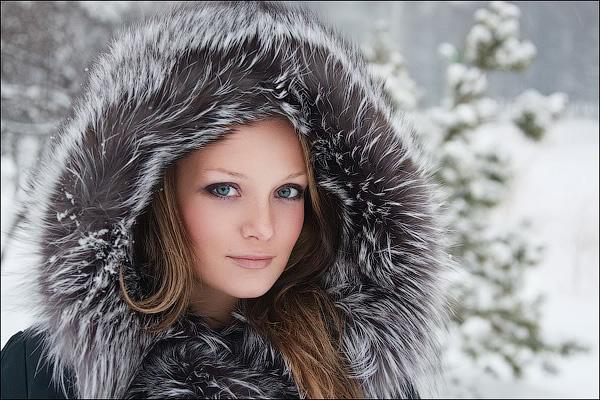 Снег и его достоверная цветопередача - Как установить баланс белого?
