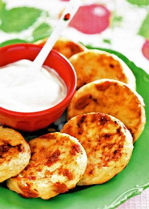Сметанные соложеники (булочки со сметанным кремом) - Традиционные блюда украинской кухни