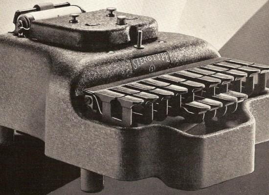 Симулятор аккордной клавиатуры Энгельбарта и стенотайпы