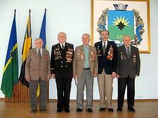 Ветераны ВОВ г.Тореза - Организация ветеранов города Тореза - Форум Сириус Торез