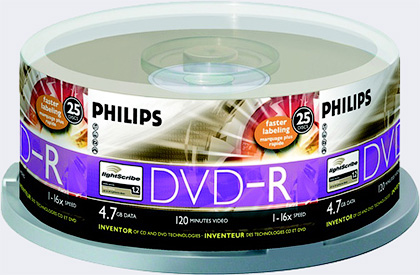DVD-R - диски с возможностью однократной записи ёмкостью 4,7 Гбайта - Оптические приводы DVD и Blu-ray в современных ноутбуках - Форум Сириус - Торез