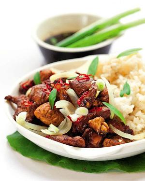 КЯ ХЕ - Корейское блюдо из собаки