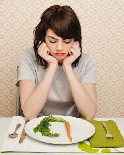 Остановка в похудении