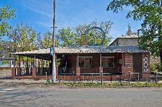 Кафе Колесо на Центральном Посёлке Торез