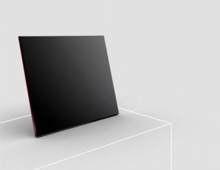 Телевизор этот будет состоять из двух частей  которые можно отделять друг от друга