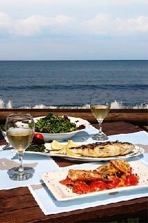 Легкие блюда из рыбы и морепродуктов