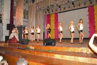 Выбор участниц Мисс Торез 2010