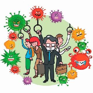 Бактерии в метро   микробы с пересадкой