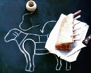 Блюда из мяса ягнятины