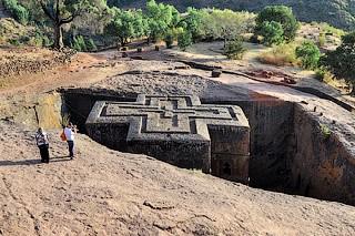 Тайна возникновение христианства хранится в Священном писании эфиопов