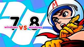Тест быстродействия операционных систем  Windows 8 против Windows 7