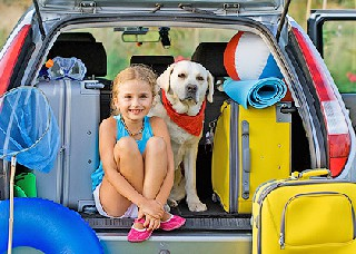 Путешествия и поездки с детьми без проблем