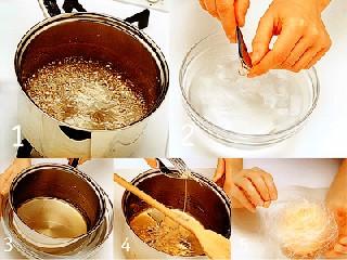 Как приготовить сахарную вату