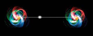Квантово запутанные частицы   Существуют ли на самом деле черные дыры и насколько они черны