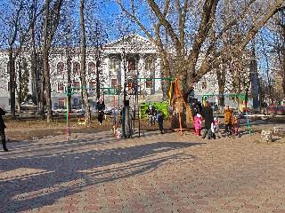 Дворец Пионеров Парк Торез