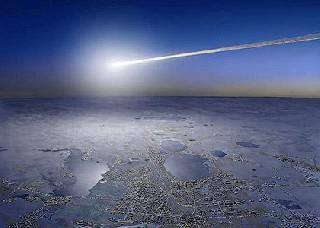 Почему падают метеориты
