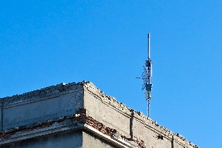 Wi Fi на крыше Клуба им  Щорса на поселке шахты «Лутугино» Торез