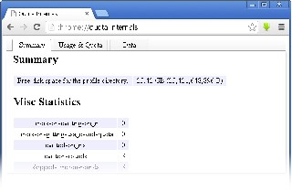 Страница для оценки быстродействия браузера и использования системных ресурсов   Тонкая настройкa Google Chrome