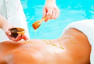 Медом намазана    Медовый массаж для красивой кожи и фигуры