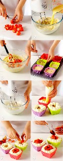 Как испечь кексы и украсить капкейки