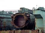 Разрезанный «Курск»   анатомия развала российского флота