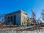 Клуб им  Щорса на поселке шахты «Лутугино»