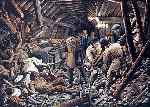 Самая масштабная трагедия на шахте Куррьера 10 марта 1906 года