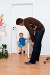 Личная жизнь ребенка  Стучаться ли в детскую
