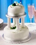 Как собрать многоярусный торт